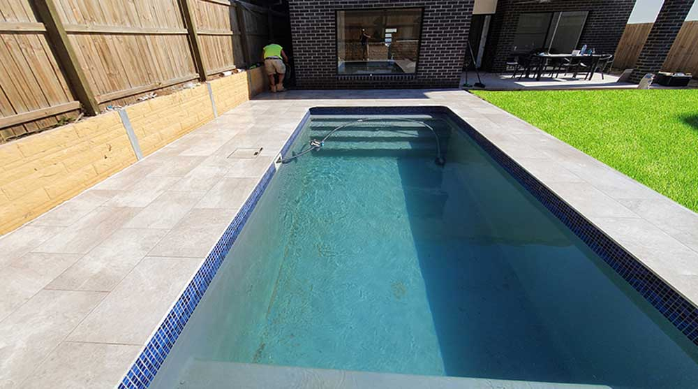 Poolscapes with Rise Landscapes