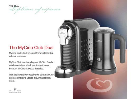MyCino Espresso