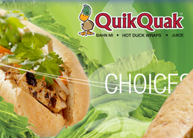 QuikQuak Hot Duck Wraps