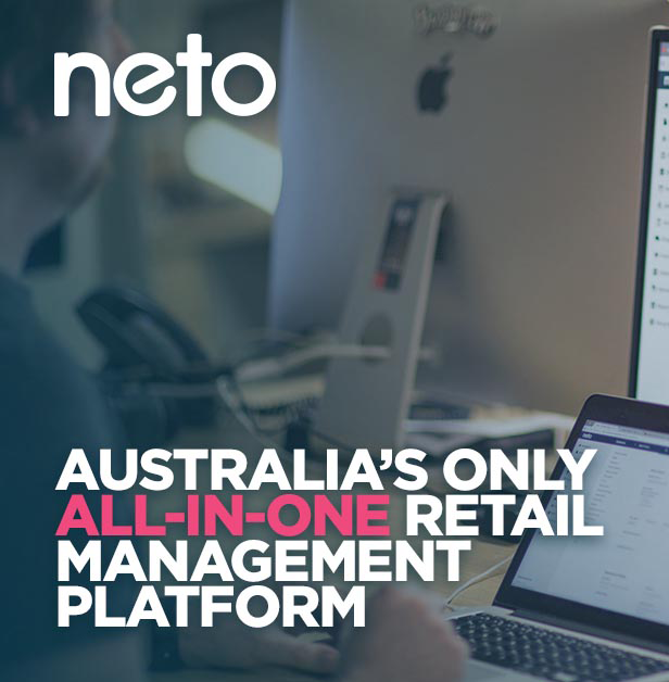 Neto All-in-one eCommerce dedicated specialists.